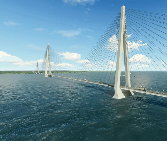 Ленский мост: Дополненная реальность