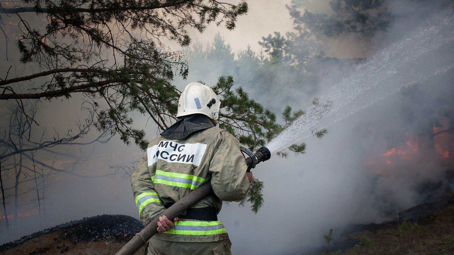 Рабочая группа МЧС России прибыла в Якутию
