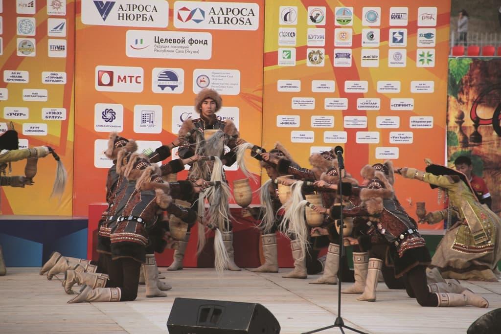 Смотрите Игры Манчаары в эфире телеканалов «Якутия 24» и НВК «Саха»