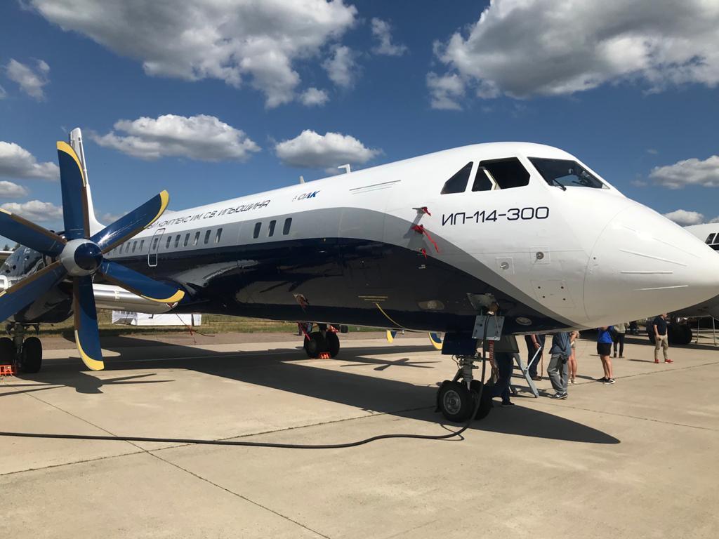 Самолет Ил-114-300 планируют направить на летные испытания в Якутию