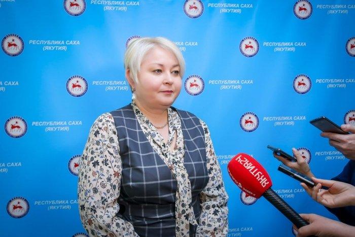 Брифинг Елены Борисовой об эпидобстановке на 14 июля: трансляция «Якутия 24»