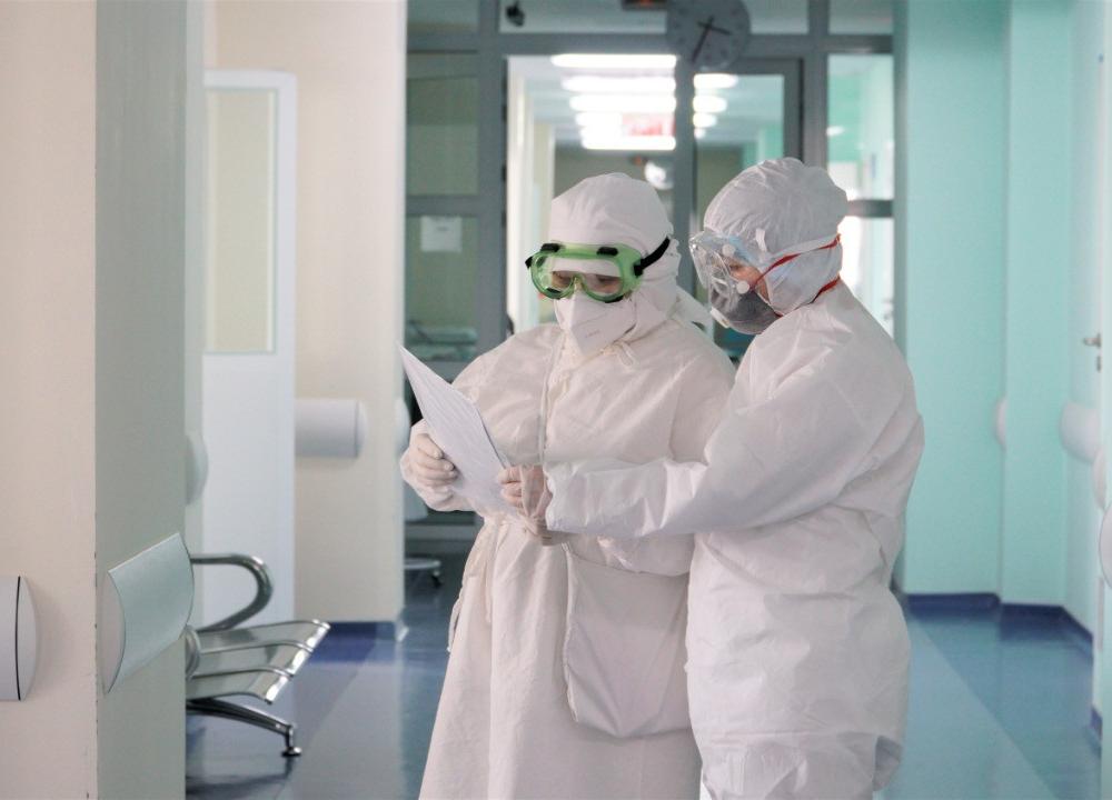 99 новых случаев COVID-19 выявили в Якутии за сутки