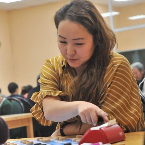 Матрена Ноговицына стала первой из Якутии чемпионкой мира по международным шашкам