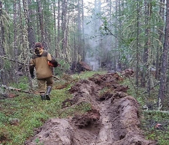 Максим Кауров рассказал о том, как организована защита объектов «Сахатранснефтегаза» от лесных пожаров в Якутии
