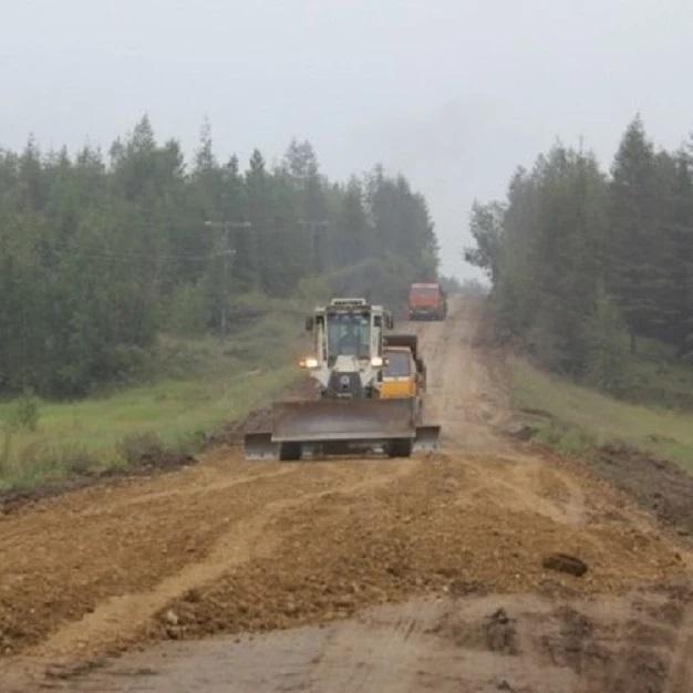 Проезд для всех видов транспорта разрешили на участке автодороги «Амга» в Якутии