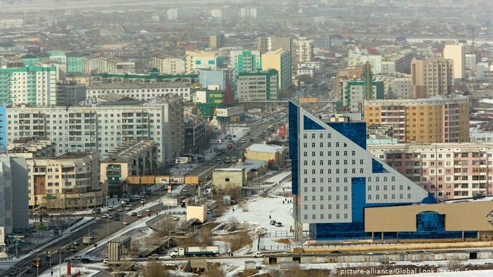 Минвостокразвития РФ разделило ДФО на четыре экономические территории