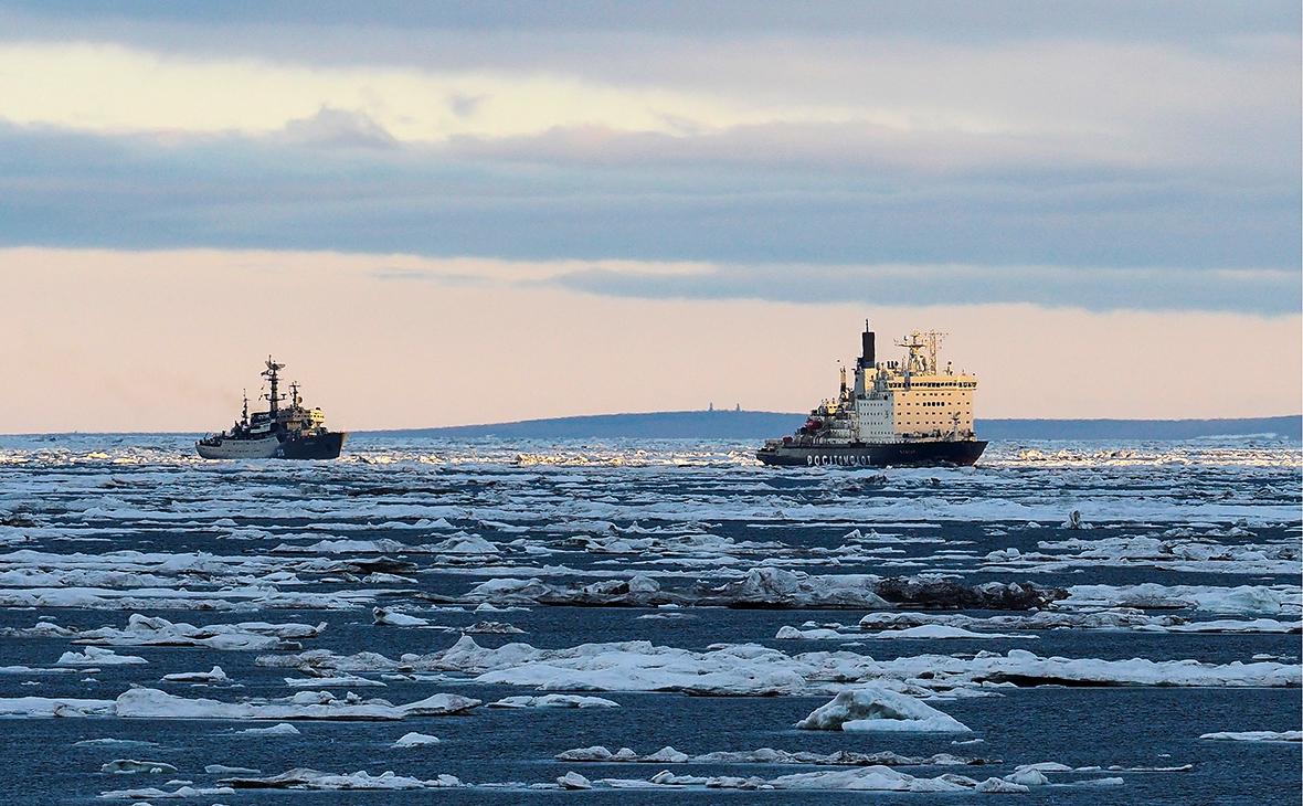 Юрий Трутнев: Развитие Арктики – одно из приоритетных направлений работы правительства