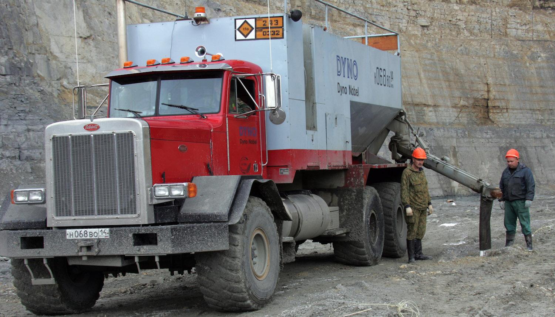 АЛРОСА переведет 37% автопарка на природный газ