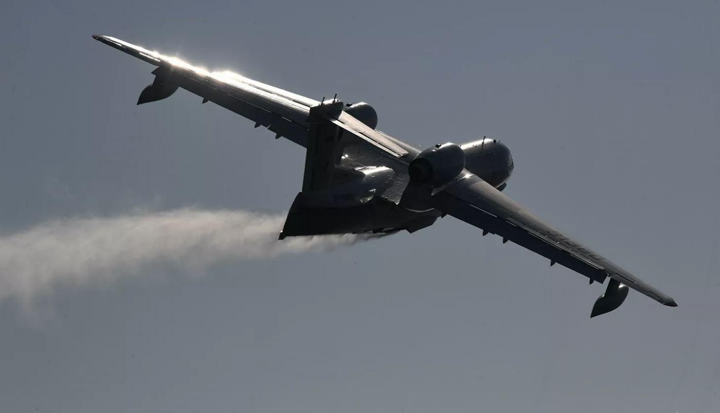Самолеты Бе-200 будут работать в Сунтарском и Мирнинском районах Якутии