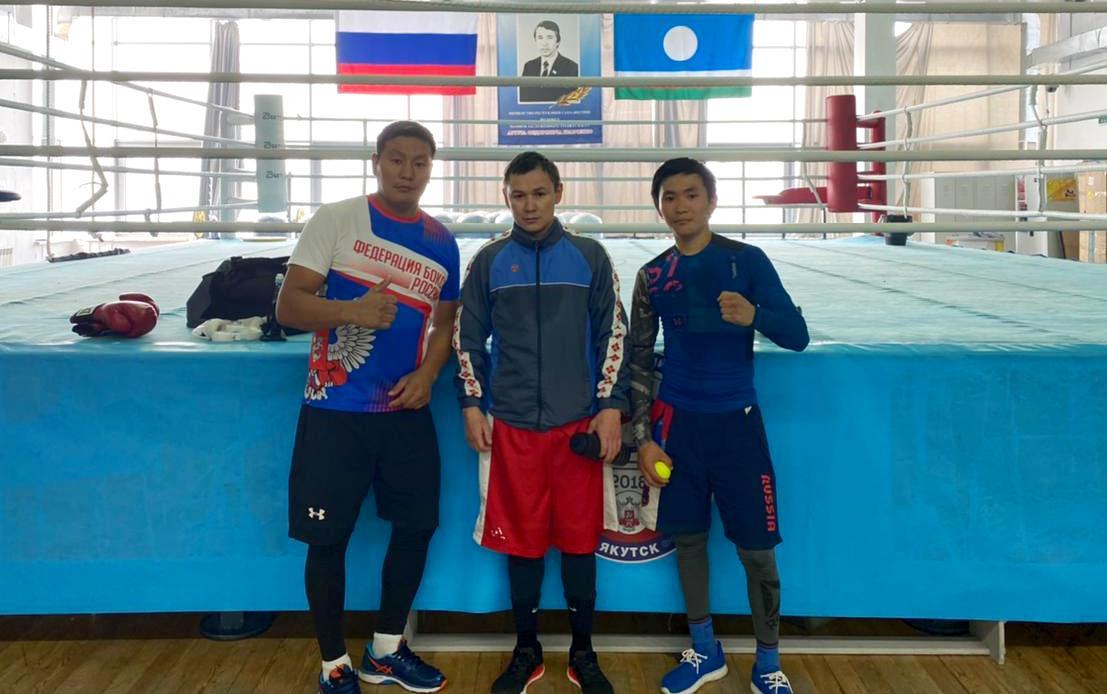 Якутянин Борис Сидоров примет участие в чемпионате России по боксу
