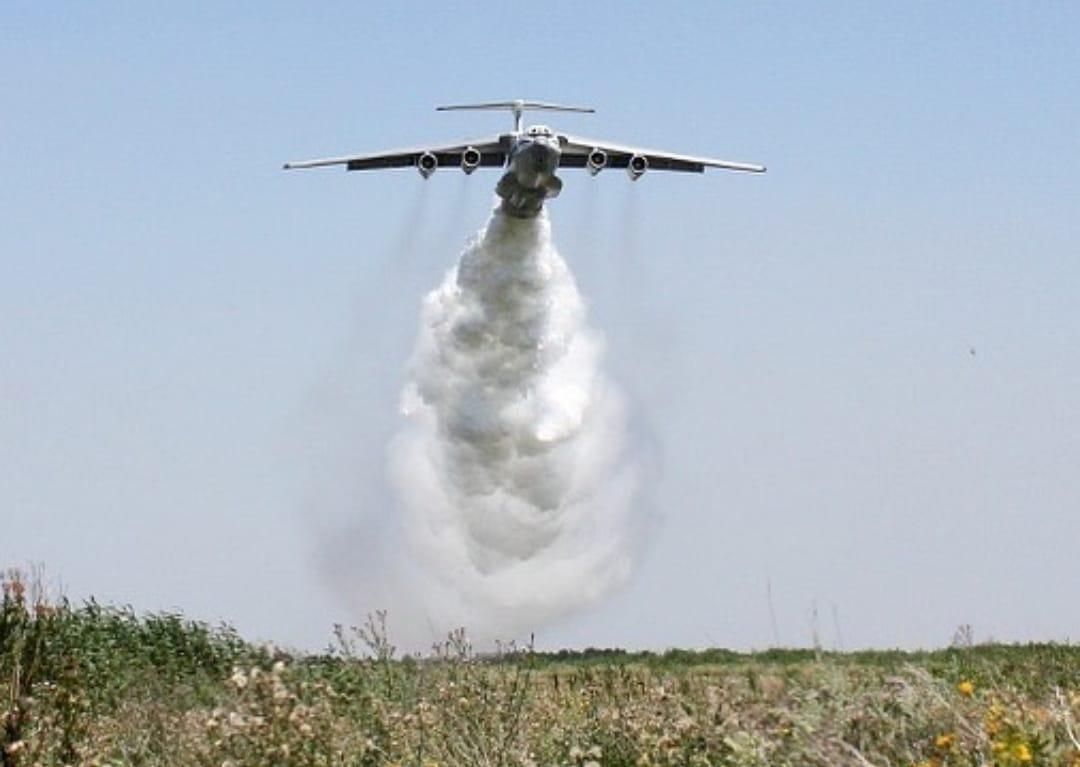 Авиацию Минобороны РФ направят на тушение лесных пожаров в Якутии