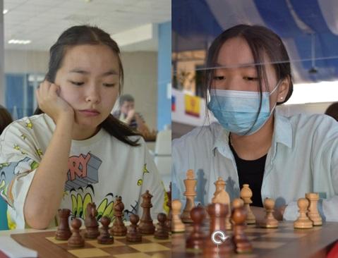 Якутянки приняли участие в чемпионате России по шахматам