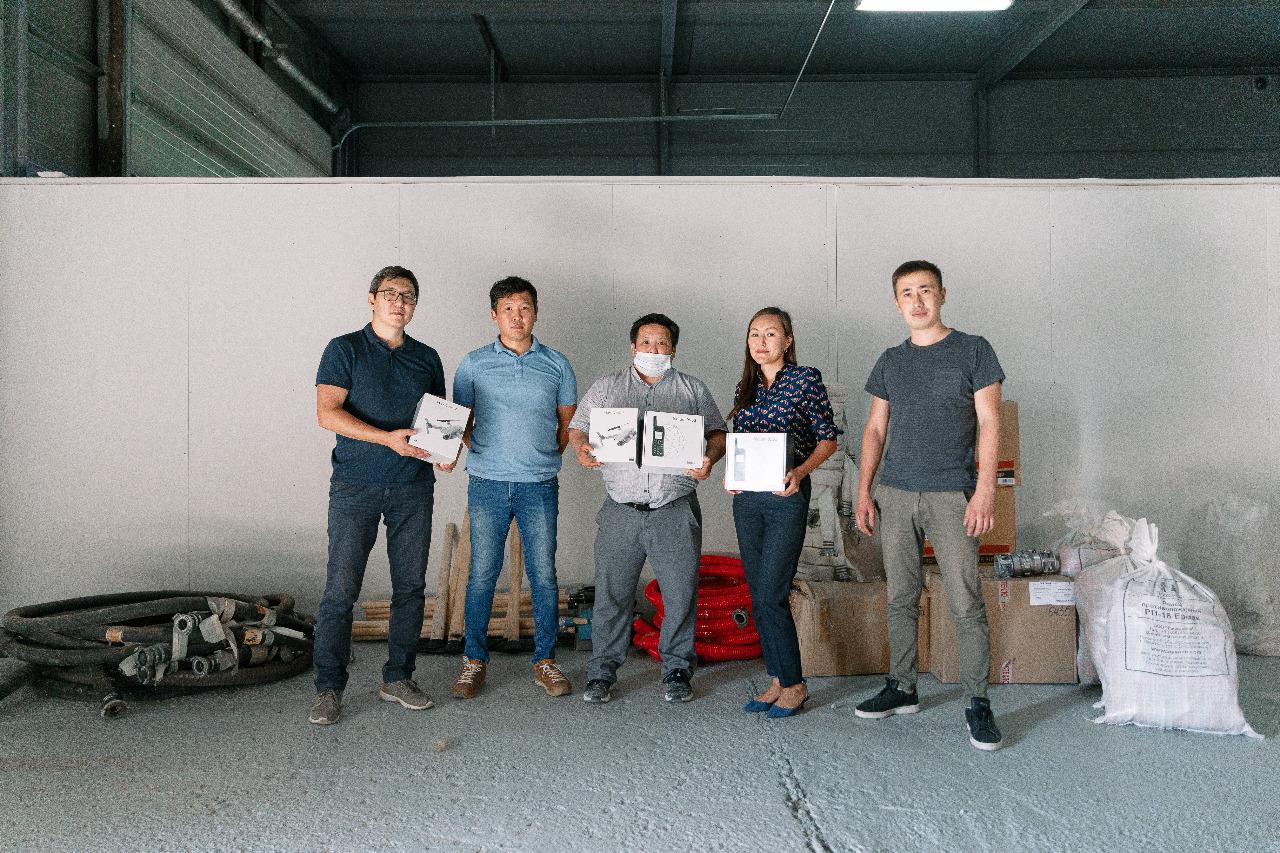 Оборудование и технику для борьбы с лесными пожарами направили в Хангаласский район Якутии