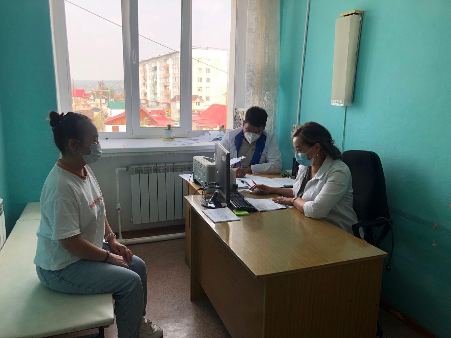 Кабинет нефролога откроют в поликлинике Покровска в Якутии