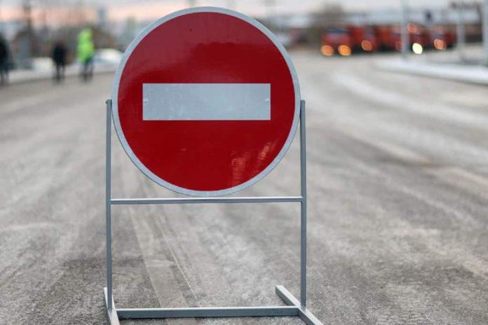 Движение по улице Ивана Кульбертинова временно ограничат в Якутске