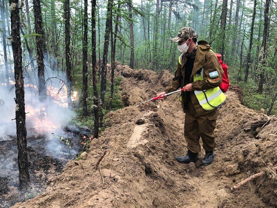Владимир Прокопьев: Мы ожидаем серьезные изменения методики распределения субвенций в области лесных отношений