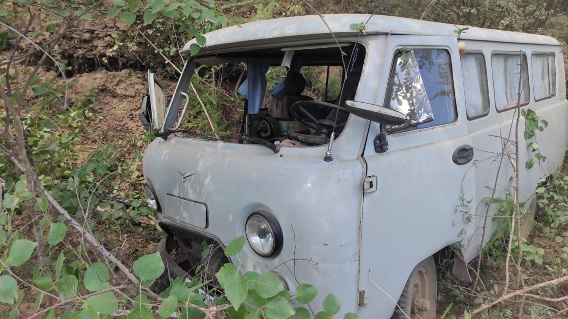 Два пенсионера пострадали в ДТП в Мегино-Кангаласском районе Якутии