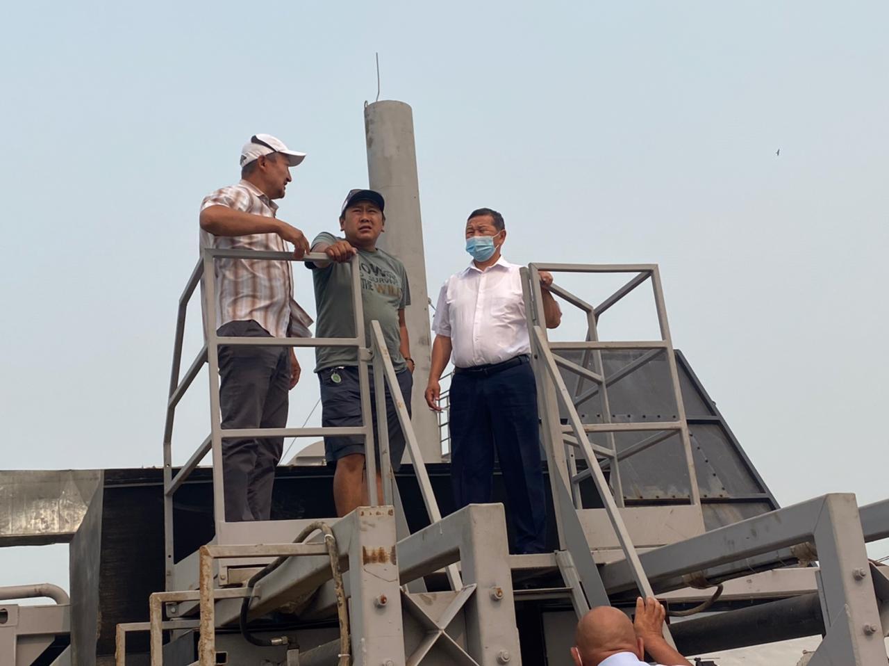 Мусоросжигательная печь скоро заработает в Чурапчинском районе Якутии