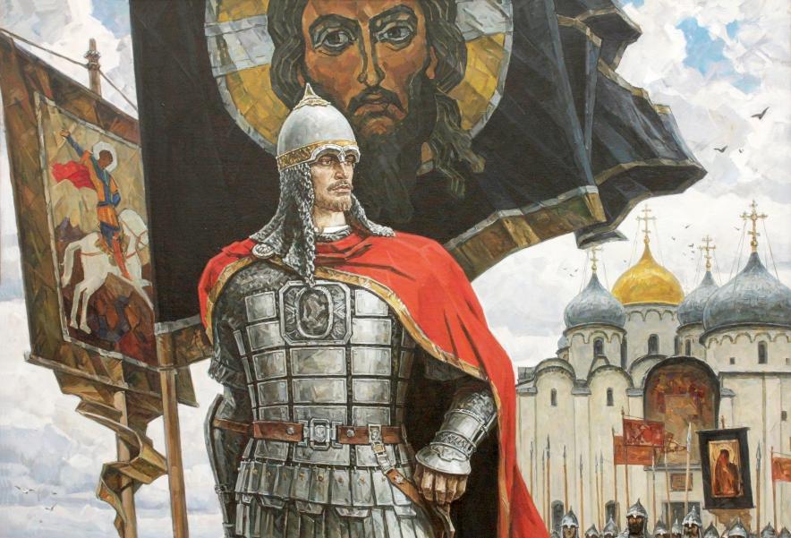 РПЦ предложила создать новый фильм об Александре Невском