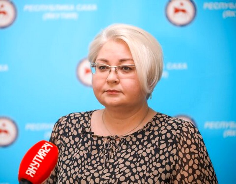 Брифинг Елены Борисовой об эпидситуации в регионе на 16 июля: трансляция «Якутия 24»