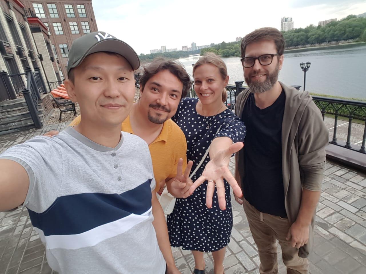 Производство фильма «Джулур: мас-рестлинг» завершили в Якутии