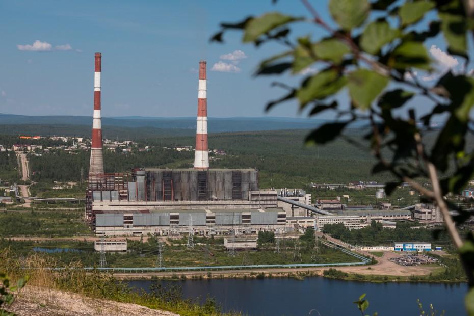 Порыв трубопровода произошел на сетях Нерюнгринской ГРЭС