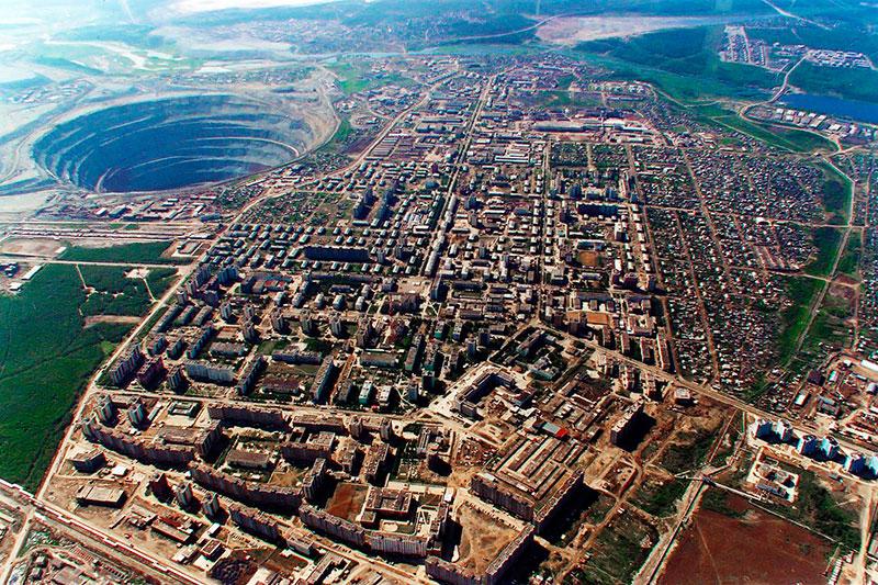 Комплексный план развития Мирнинского района разработают в Якутии