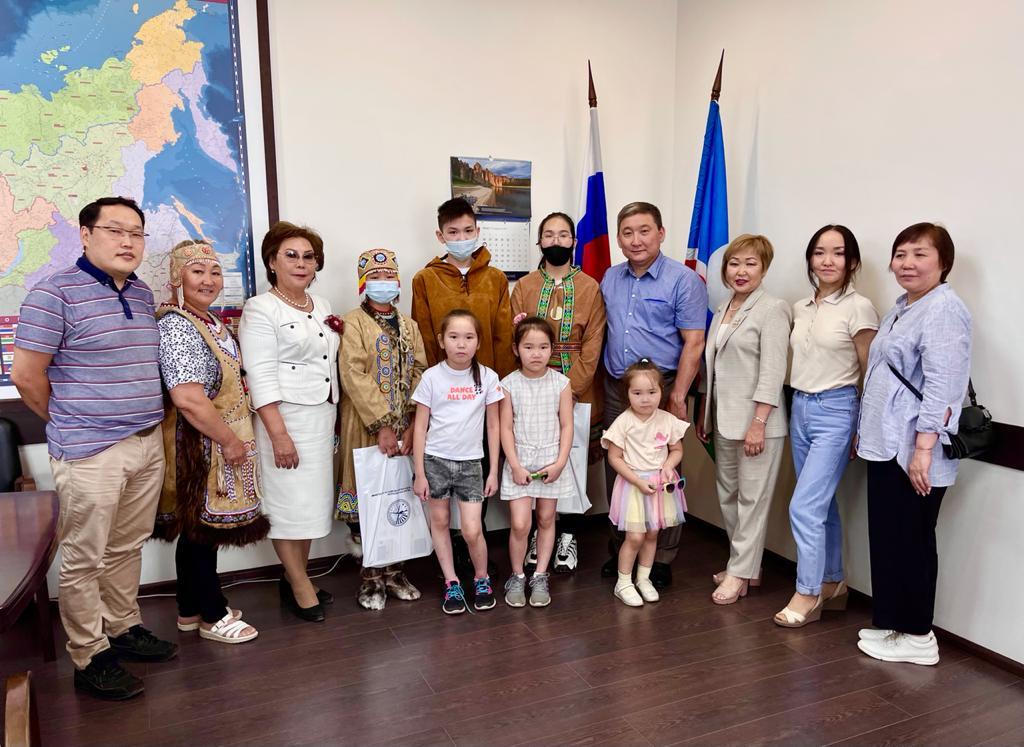 Юные якутяне озвучат мультфильмы на языках КМНС