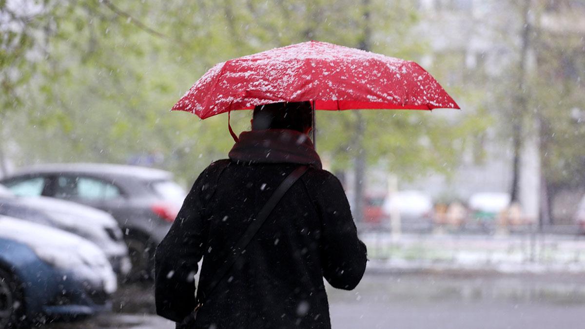 Мокрый снег ожидается на северо-востоке Якутии в ближайшие дни