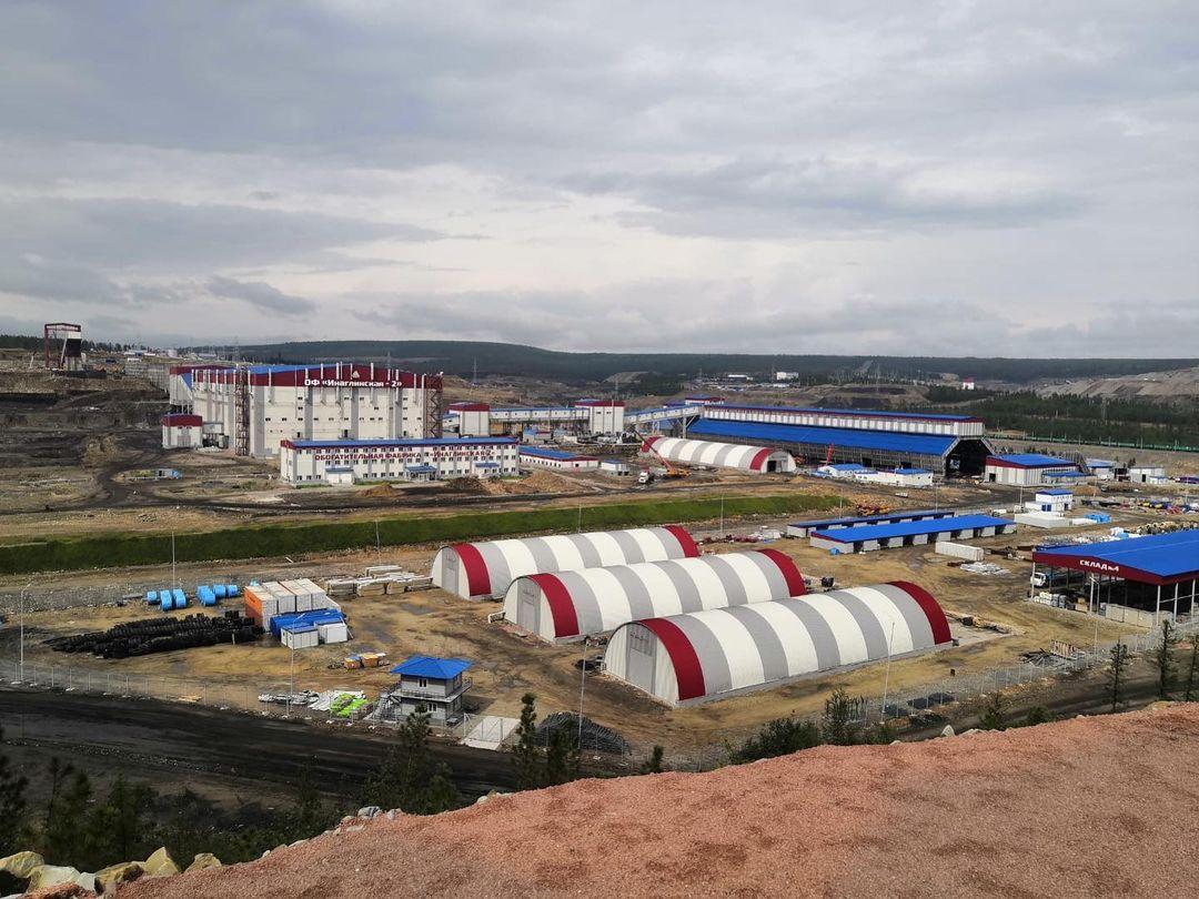 Около 2,7 млн тонн угля переработали на фабрике «Инаглинская-2» в Якутии