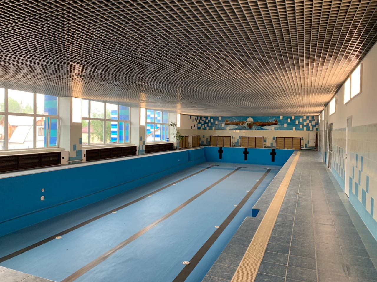 Реконструкцию спорткомплекса «Энергетик» завершат в Алдане в сентябре