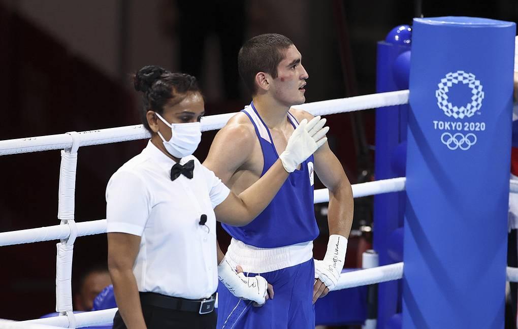 Российский боксер Батыргазиев стал олимпийским чемпионом в весовой категории до 57 кг