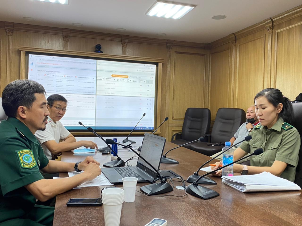 Свыше 1640 человек получили разрешения на добычу охотничьих ресурсов в Якутии