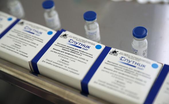 Новая партия вакцины «Спутник Лайт» поступила в Хангаласский район Якутии