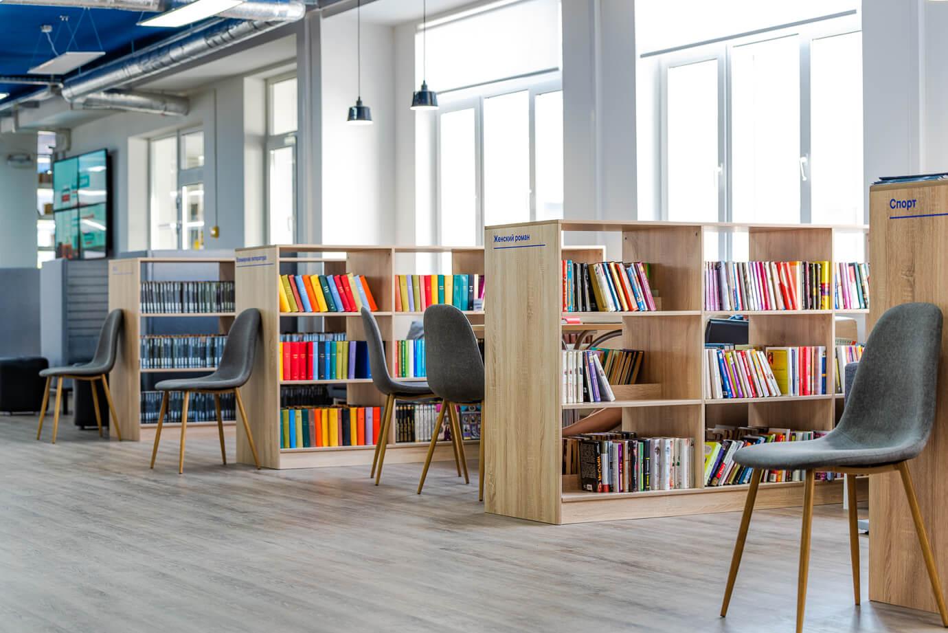 Модернизированную библиотеку откроют в Алданском районе Якутии в сентябре