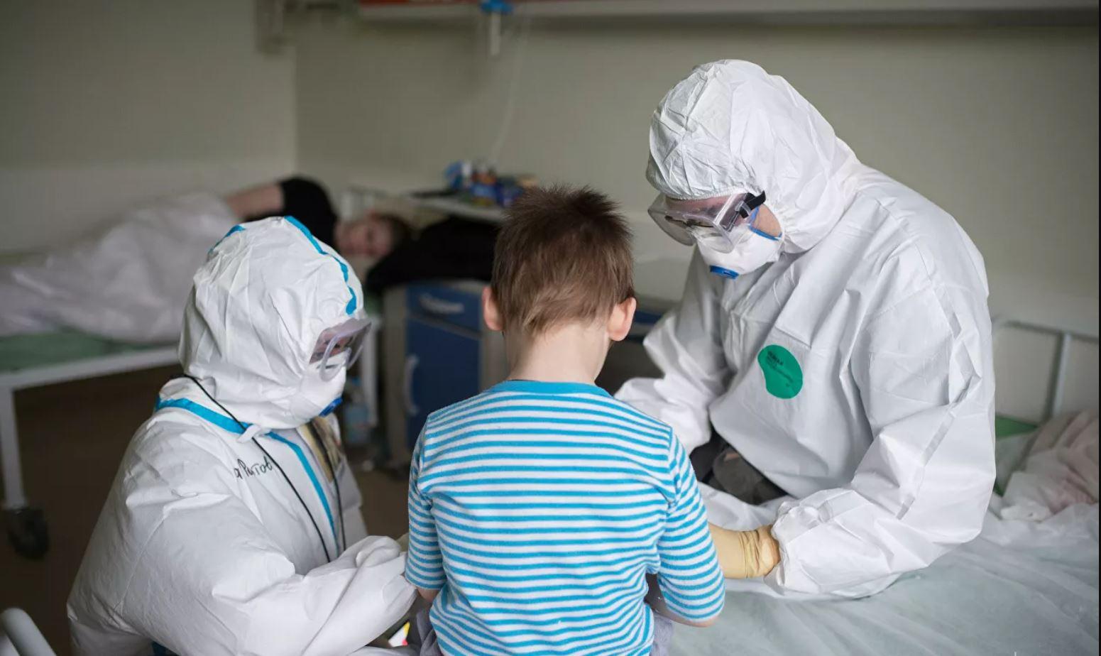 Коронавирусные детские стационары откроют дополнительно в Якутии