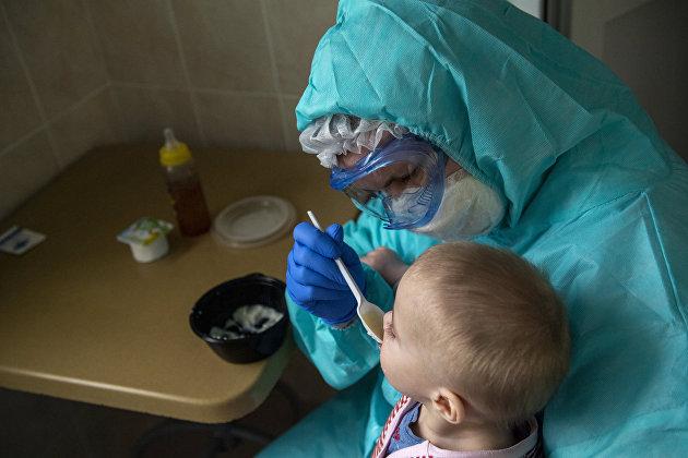 Впервые тяжелые случаи COVID-19 зафиксировали среди детей в Якутии