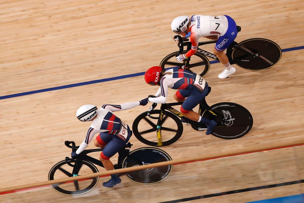 Заключительный день Олимпийских Игр проходит 8 августа в Токио