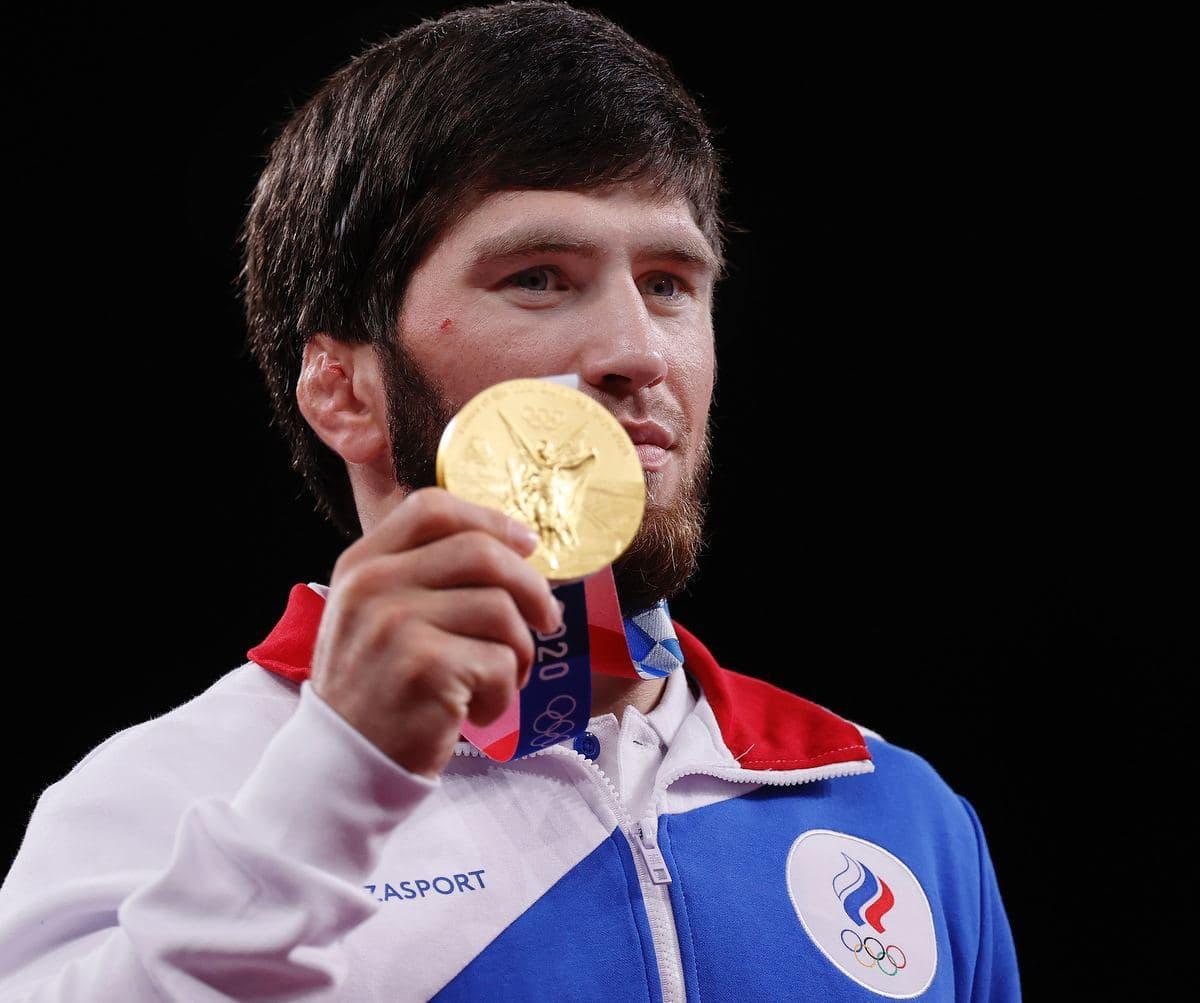 Российские спортсмены завоевали пять медалей Олимпийских игр 5 августа