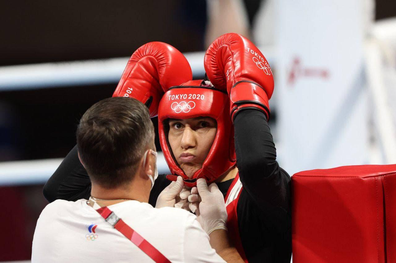 Россиянка стала бронзовым призером олимпийского турнира по боксу