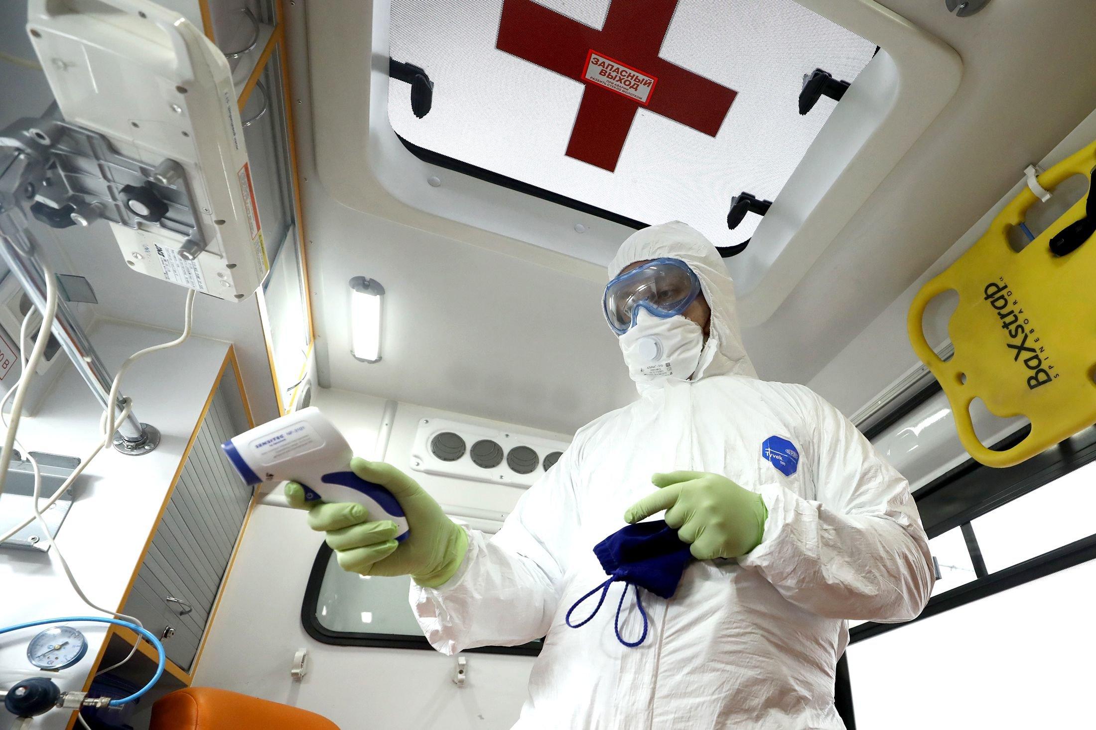Число госпитализированных с COVID-19 увеличилось в Якутии