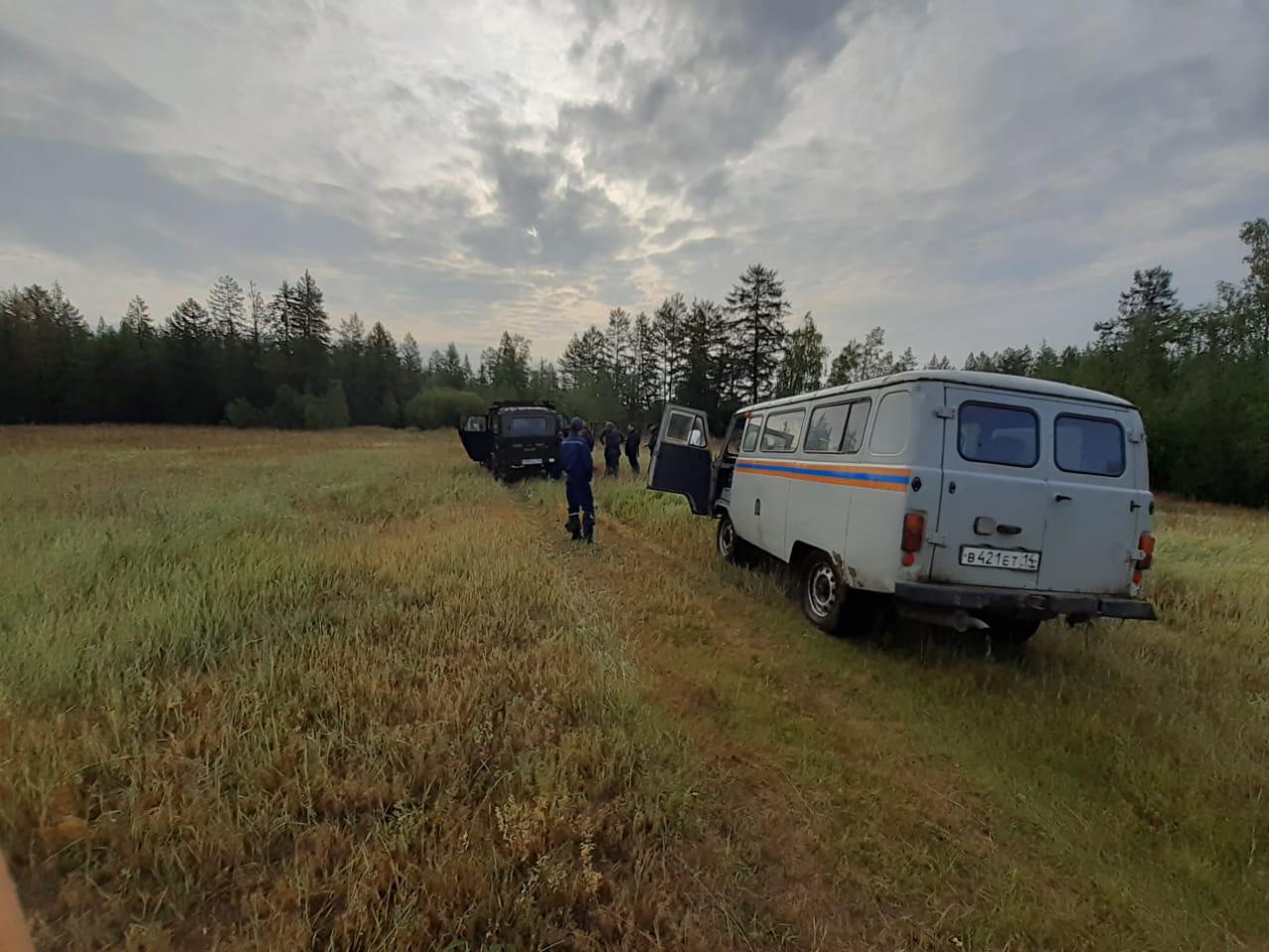 Заблудившегося в лесу мужчину спасли в Нюрбинском районе Якутии