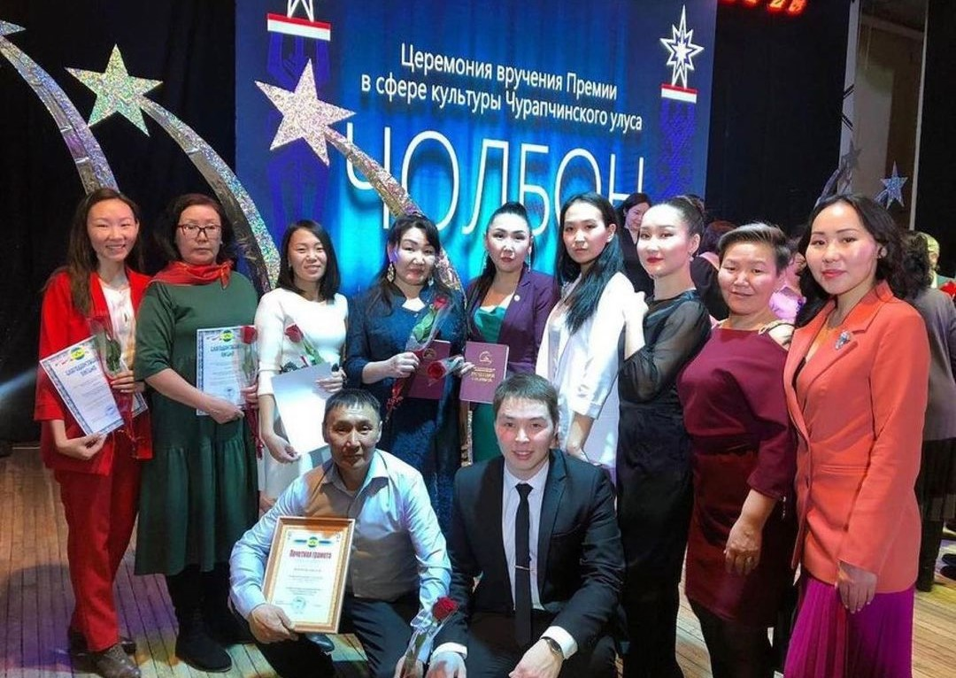Два проекта Чурапчинского района Якутии выиграли гранты Фонда президента РФ