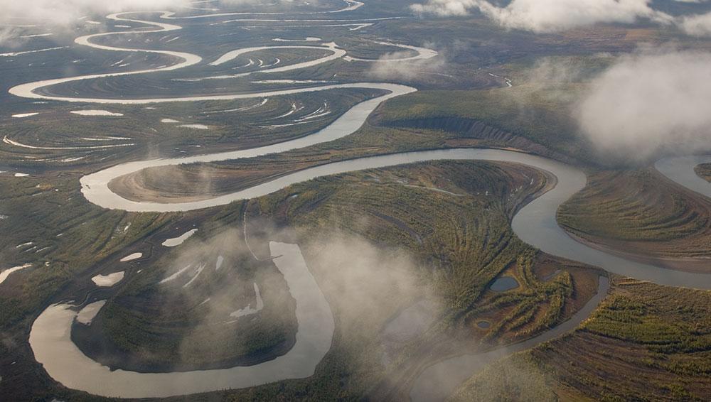 Подъем уровня воды ожидается на участках реки Лены в Якутии