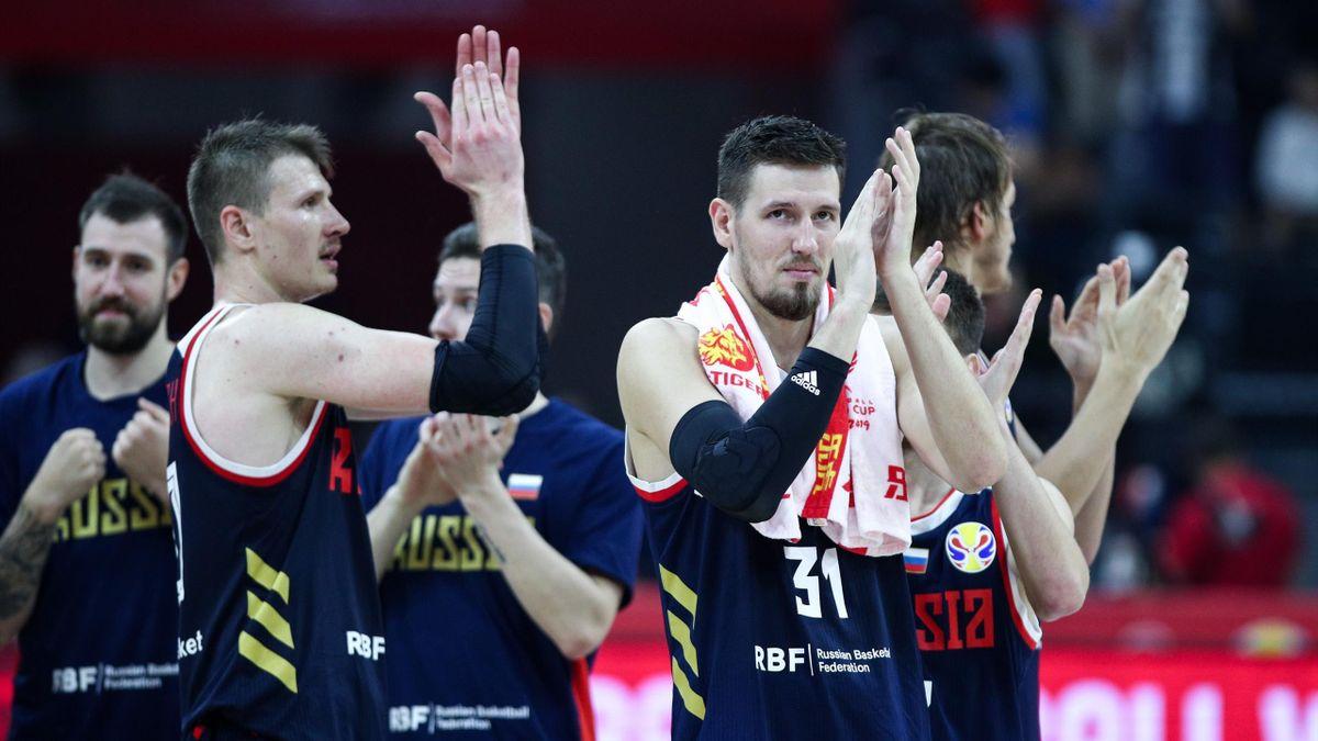 Россия подала заявку на проведение чемпионата Европы по баскетболу в 2025 году