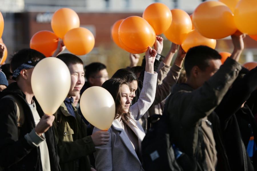 День первокурсника в СВФУ пройдет онлайн