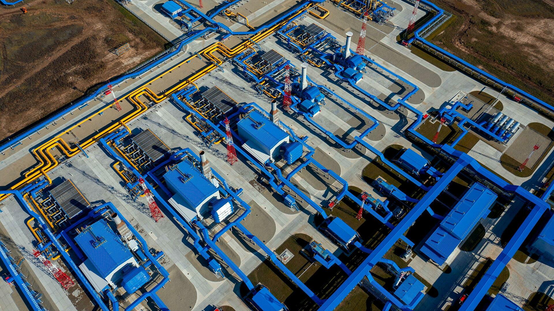 Поставки газа в Китай по «Силе Сибири» выросли на 17,8%