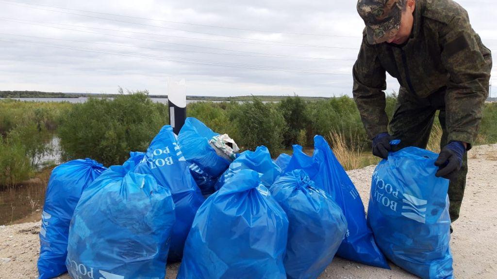 Более 90 тысяч кубометров мусора собрали в Якутии за два месяца