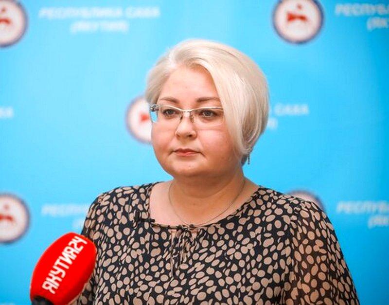Брифинг Елены Борисовой об эпидобстановке на 22 сентября: трансляция «Якутия 24»