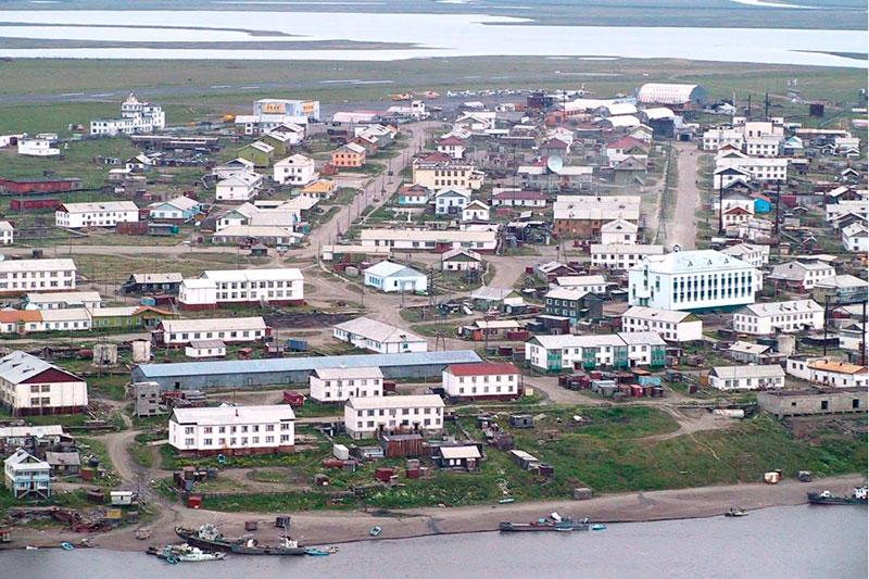 Мусоросжигательную установку запустили в арктическом поселке Якутии